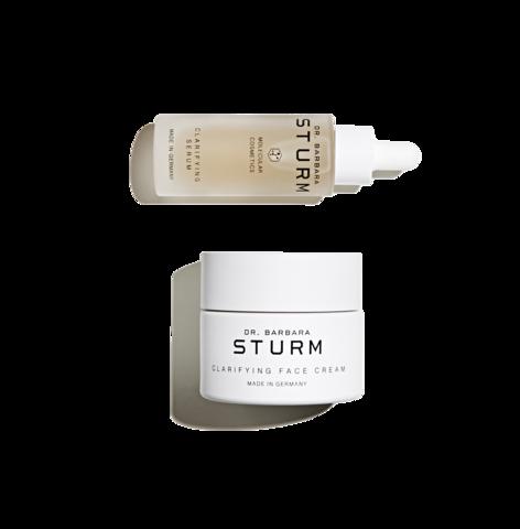 Dr. Barbara Sturm Очищающая коллекция для проблемной кожи Clarifying Duo 2