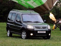 Чехлы на Peugeot Partner Origin 2002–2012 г.в.