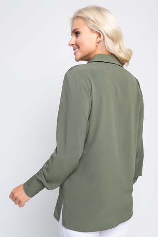 """<p>Модная рубашка """"Лантана"""" - базовая вещь в гардеробе! Очень актуальна в новом осеннем сезоне этого года!</p>"""