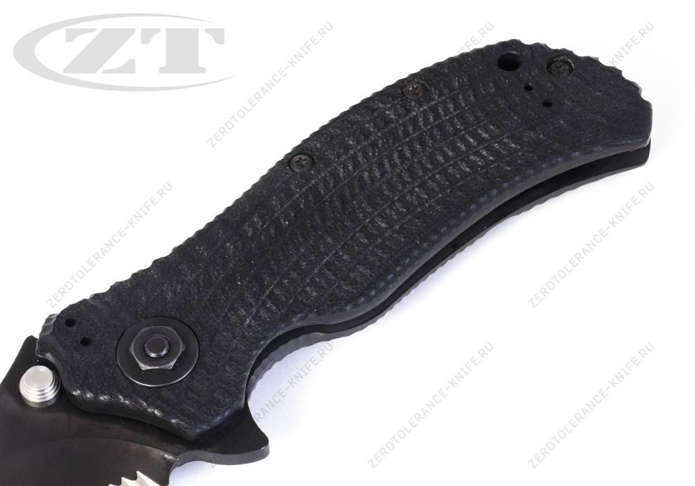 Нож Zero Tolerance 0300ST Strider Onion - фотография