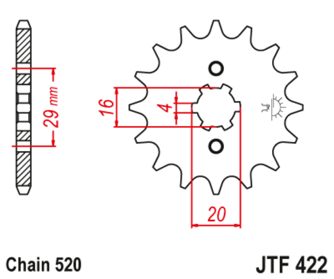 JTF422