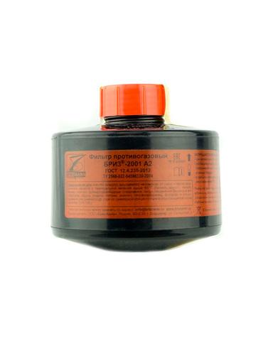 Фильтр противогазовый Бриз-2001 марки А2