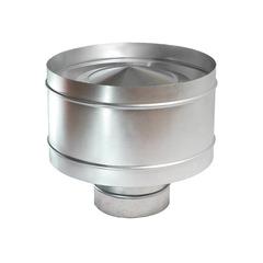 Дефлектор крышный D 100 оцинкованная сталь