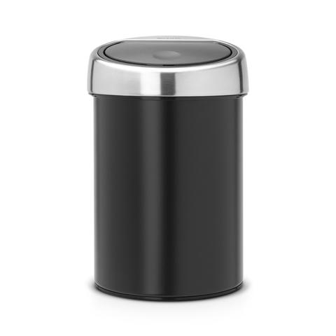 Мусорный бак Touch Bin (3 л), артикул 364440, производитель - Brabantia