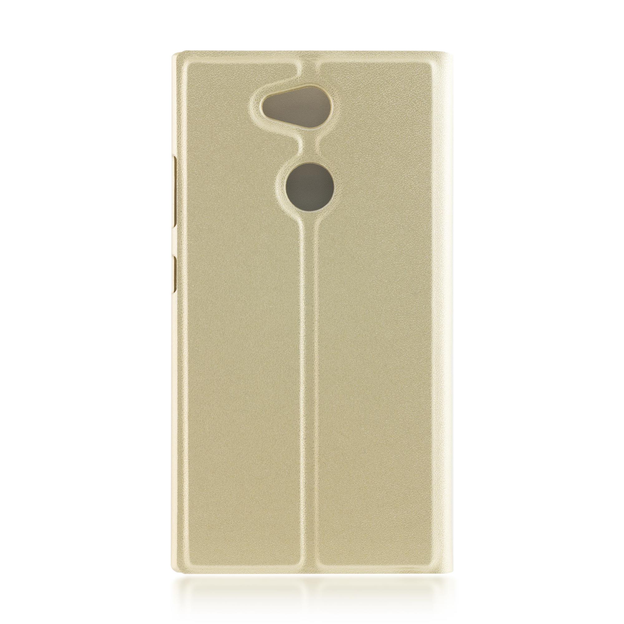 Чехол золотого цвета для Xperia L2 купить в Sony Centre Воронеж