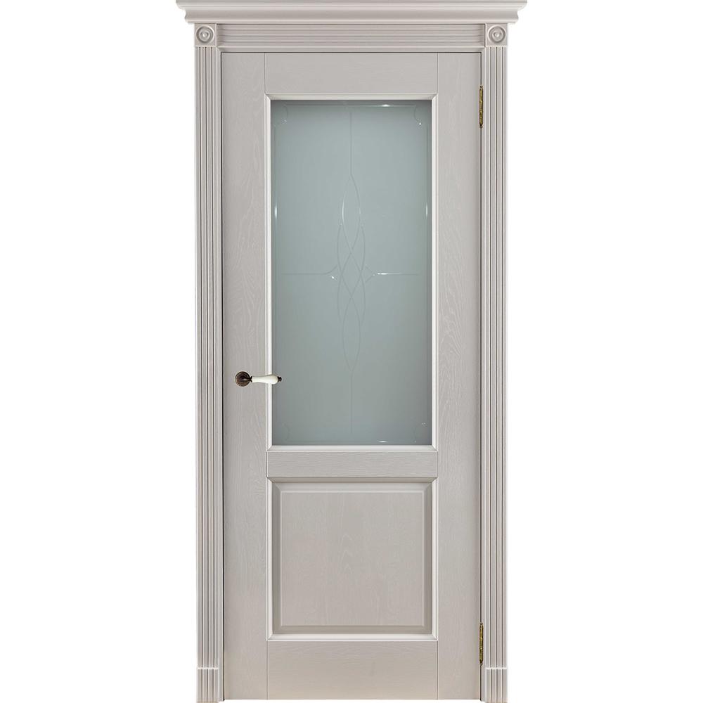 Двери из массива дерева Межкомнатная дверь массив дуба ОКА Селена эмаль слоновая кость остекленная selena-slon-kost-do-dvertsov.jpg