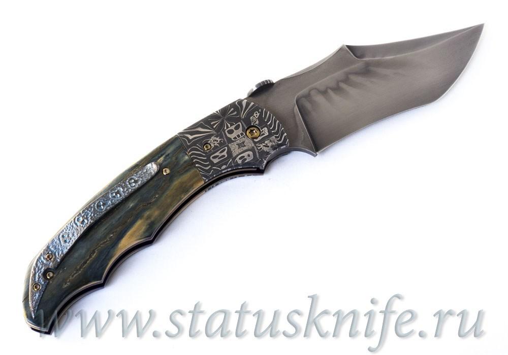 Нож Don Hanson Scary Tactical 2 Custom - фотография
