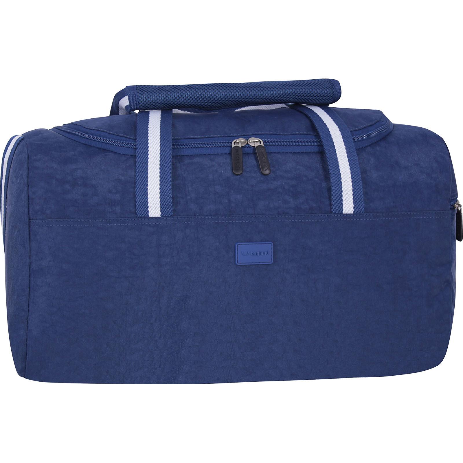 Дорожные сумки Сумка Bagland Boston 25 л. Синий (0037470) IMG_7152_37470_-1600.jpg