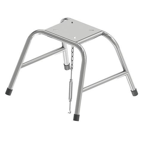Стойка для сидения 440 мм, нержавеющая сталь