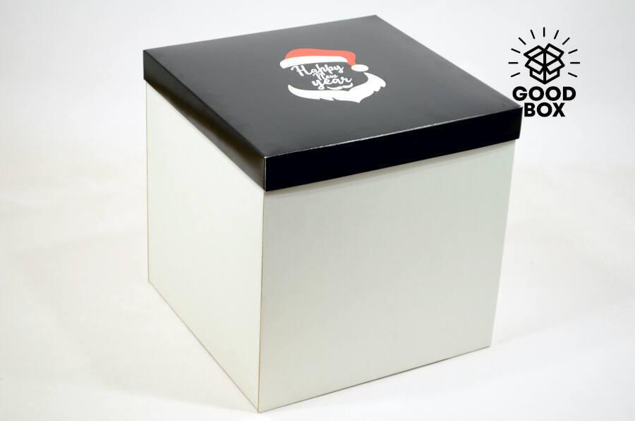 Новогодние коробки 2021 купить в Алматы