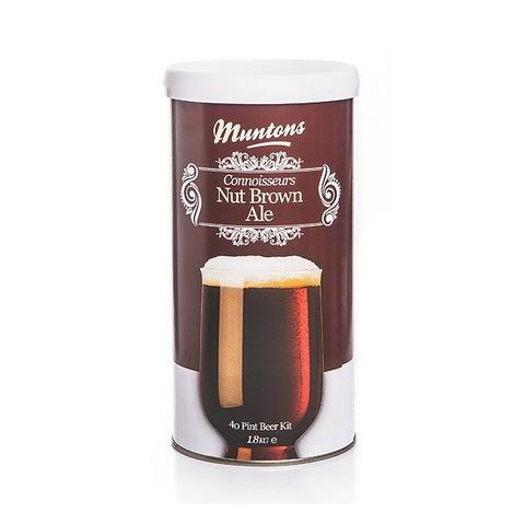 Пивной набор Muntons Professional Nut brown ale, 1,8 кг на 23 л