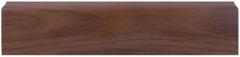 Плинтус Dekorplast LL019 Орех шоколадный