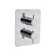 Встраиваемый термостатический смеситель для душа RS-Q 932411S на 1 выход