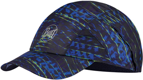 Спортивная кепка для бега Buff Pro Run Cap R-Sural Multi фото 1
