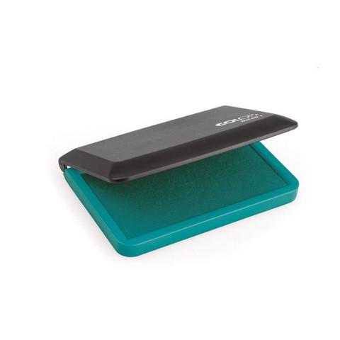 Подушка штемпельная настольная Colop Micro 1 зеленая 90x50 мм