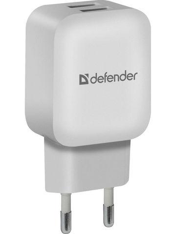 Defender / Сетевое зарядное устройство EPA-13 | 5В 2.1А белое