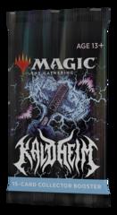 Коллекционный бустер выпуска «Kaldheim» (на английском)