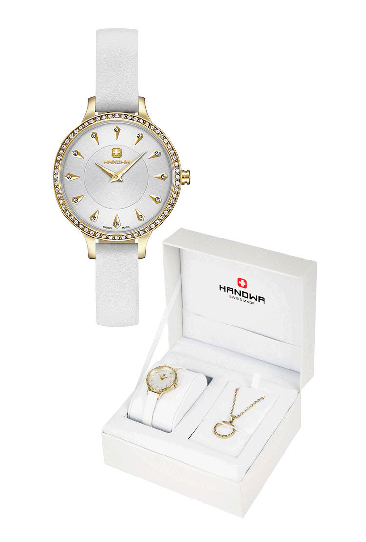Женские часы HANOWA Amelia set 16-8010.02.001set