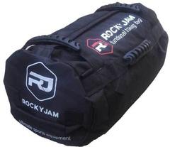 Сэндбэг RockyJam S (15-45 кг) черная с резиновыми ручками
