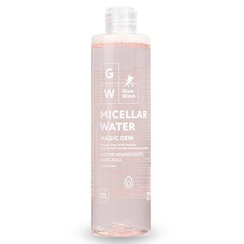 Мицеллярная вода для снятия макияжа с глаз, лица и губ с экстрактом авокадо для всех типов кожи 300 мл