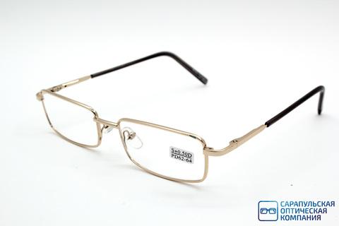 Очки готовые для зрения лектор ELIFE 7716 G1