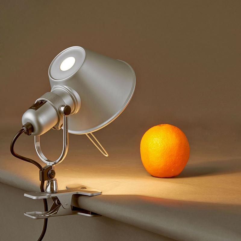 Бра Artemide Tolomeo micro pinza LED