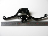 Рычаги Suzuki DRZ400S DRZ400SM 00-19 чёрные