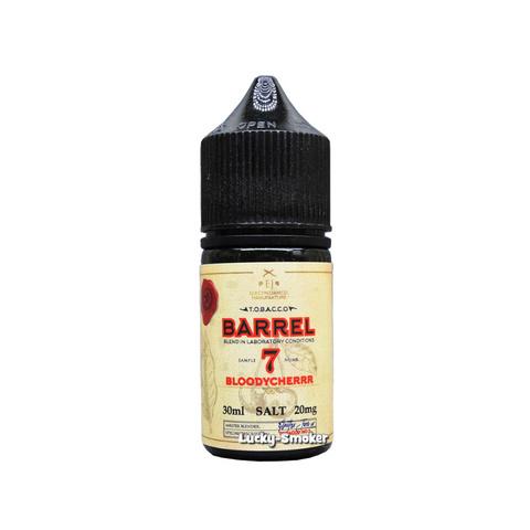 Жидкость Barrel Salt 30 мл Bloodycherrr (7)