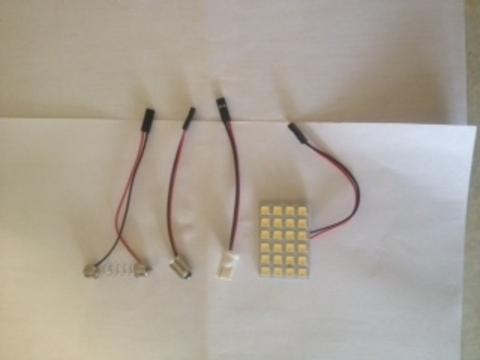 Светодиодная панель из 24 светодиодов .(2шт. к-т)