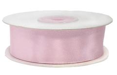 Лента атласная Нежно-розовый, 7 мм * 22,85 м