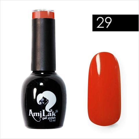 AmiLak Color Gel Polish №029