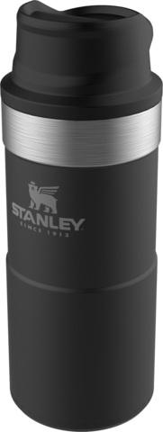 Термокружка STANLEY CLASSIC ONE HAND 2.0 0,35L - черный