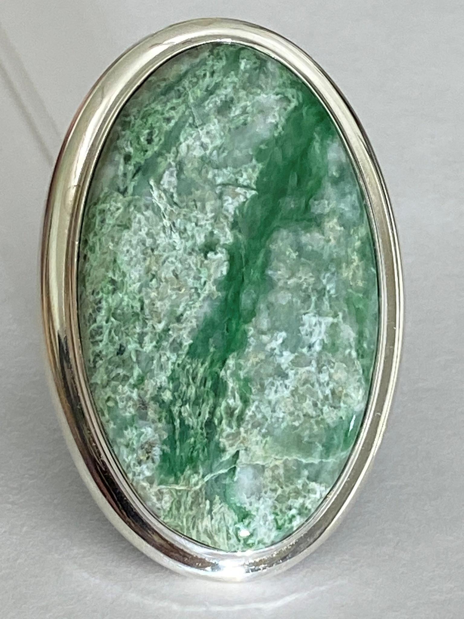 Венера (кольцо из серебра)