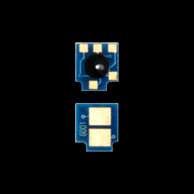 Чип (CHIP) MAK© Q6001A голубой (cyan).