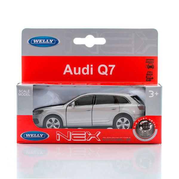 Машинка-игрушка Audi Q7 2015