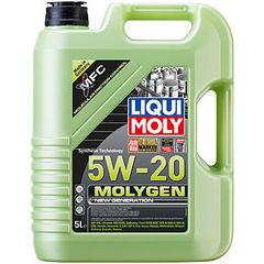 8540 LiquiMoly НС-синт. мот.масло Molygen New Generation 5W-20 (5л)