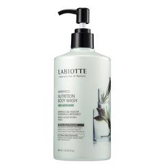 Гель для тела LABIOTTE Nutrition Body Wash With Artichoke 400ml