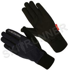 Теплые лыжные перчатки Nordski Arctic Blueberry 2020