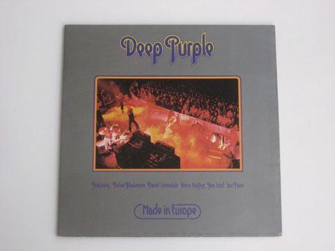 Deep Purple / Made In Europe (LP)