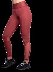 Женские лосины Gorilla wear Kaycee red