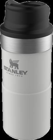 Термокружка STANLEY CLASSIC ONE HAND 2.0 0,35L - белый