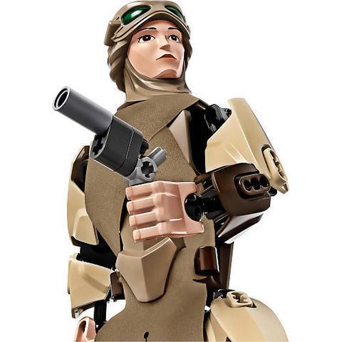 LEGO Star Wars: Рей 75113 — Rey — Лего Звездные войны Стар Ворз