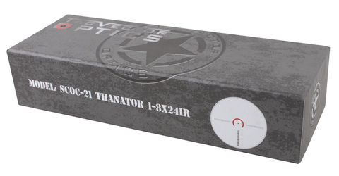 VECTOR OPTICS THANATOR 1-8X24IR