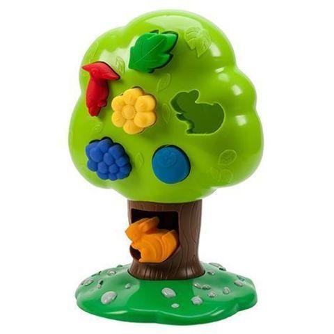 EI-3626 Развивающая игрушка-сортер Удивительное дерево Learning Resources