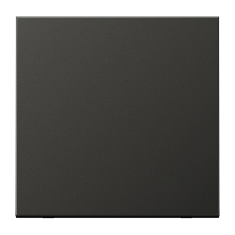 Выключатель одноклавишный. 10 A / 250 B ~. Цвет Антрацит. JUNG LS. 501U+AL2990AN