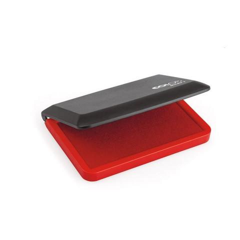 Подушка штемпельная настольная Colop Micro 1 красная 90x50 мм