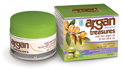Ночной крем для лица Восстанавливающий ARGAN TREASURES от Pharmaid