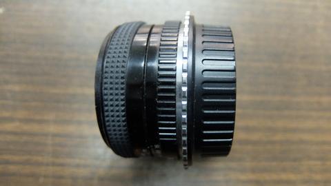 Объектив Yashica ML 50 mm f/ 1.9 CAN