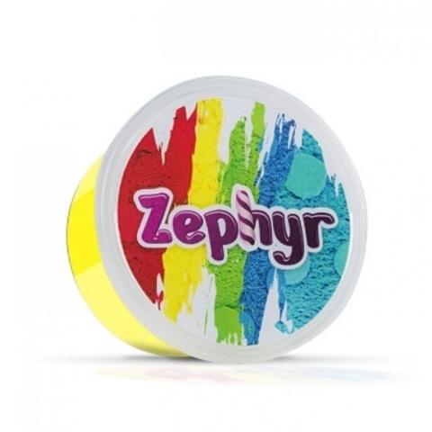 ZEPHYR (Зефир) - Солнечный Цып, кинетический пластилин желтый 150 гр