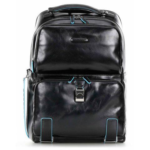 Рюкзак мужской Piquadro Blue Square CA4894B2/N черный натур.кожа